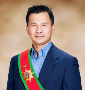 Hon. Consul General Kim Chha Hout